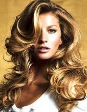 long hair victoria secrets