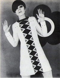 Mary Quant for Courtelle 001