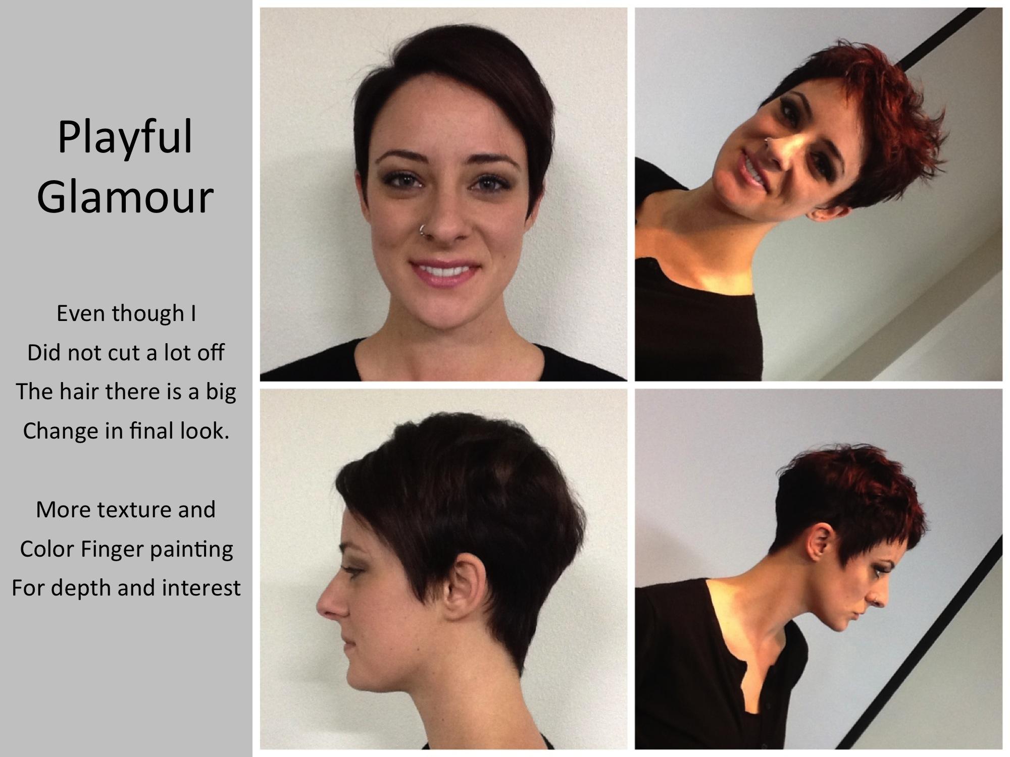 Real make overs on Hairdressers – Vivienne Mackinder Blog