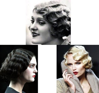 finger wave set 1