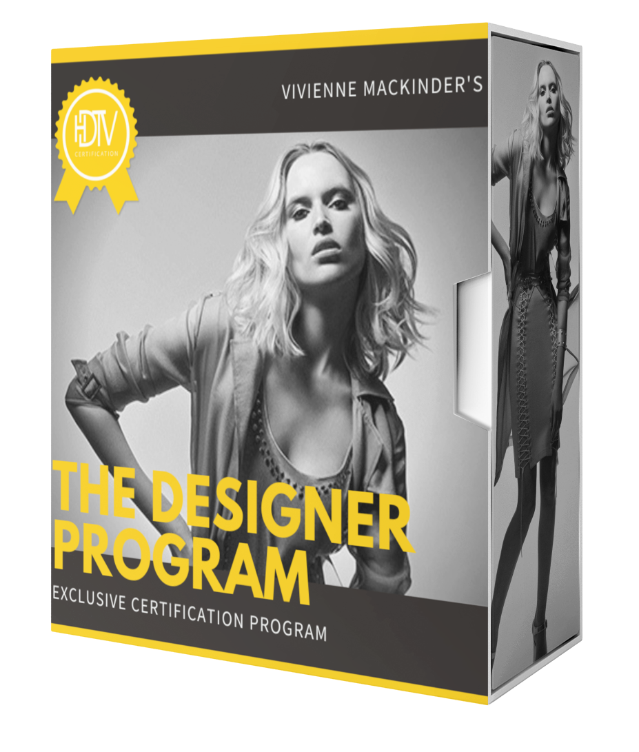 Vivienne Mackinder's Designer Program Hairstyling Mastery Bundle